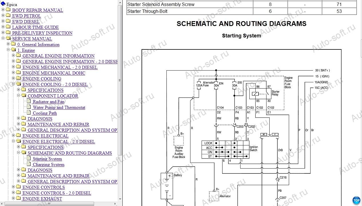 renault captur wiring diagram Руководство по ремонту chevrolet evanda/epica ... renault megane wiring diagram pdf